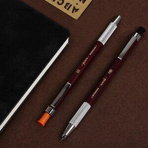 Image 5 - ユニ自動鉛筆2.0ミリメートル金属ペン保持MH 500建築デザイン漫画の描画エンジニアリングペン