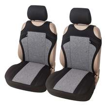 4 шт универсальные чехлы для автомобильных сидений Чехлы передних