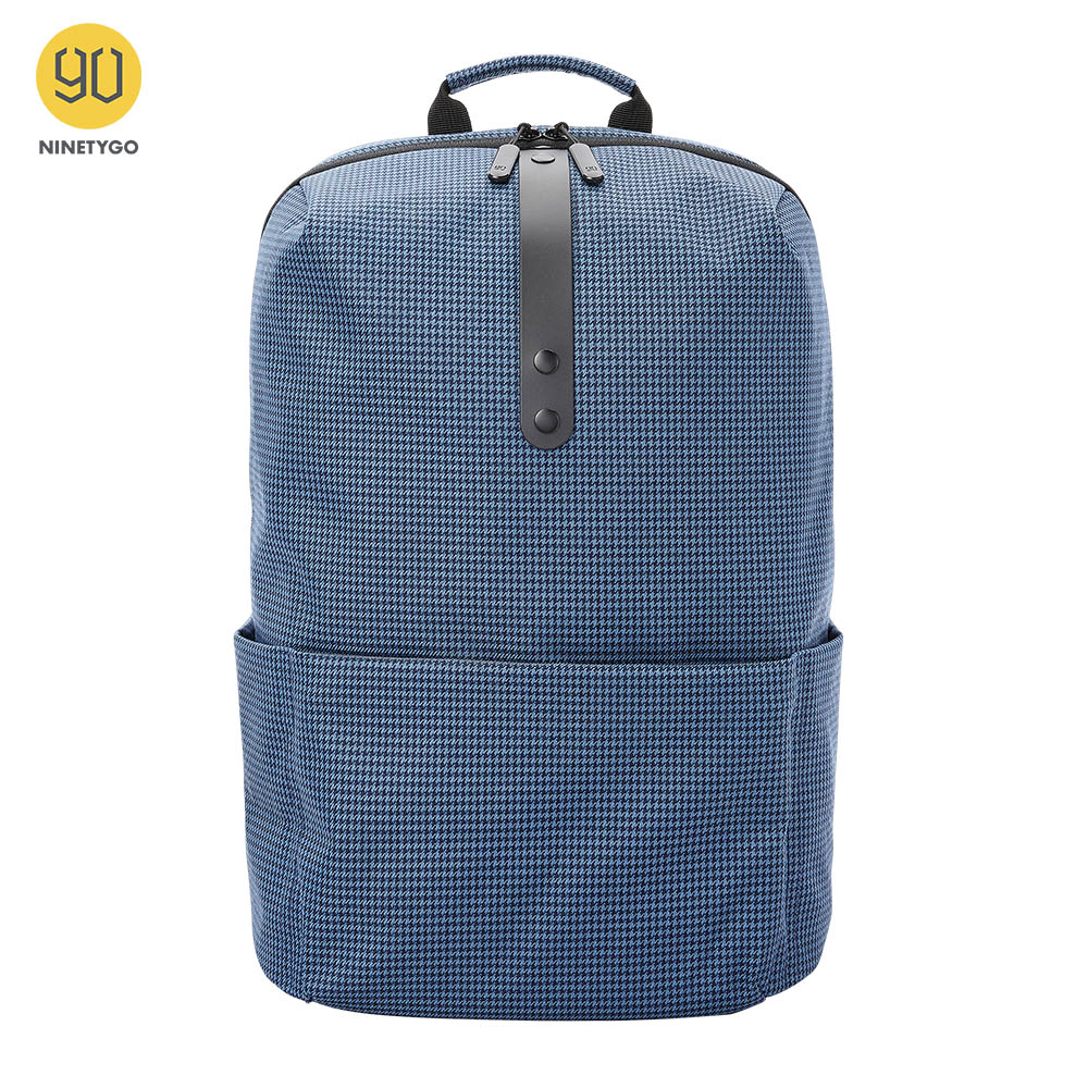 NINETYGO 90FUN College Casual Backpack For Boy And Men Open Pocket Travel Laptop Schoolbag For Women And Girls Mochilas