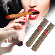 Поддельные сигареты сигары игрушка Хэллоуин, праздничная Вечеринка взрослых забавные шуточные хитрые