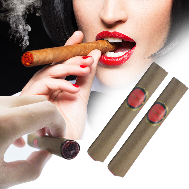Fake Cigarette Cigar Toy Halloween Festival Party Adult Fun Prank Tricky