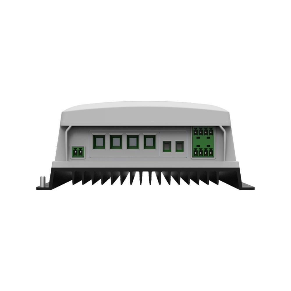 EPever DuoRacer MPPT 10A 20A 30A ładowarka solarna i kontroler rozładowania 12V 24V Auto podwójny regulator baterii na samochód kempingowy łódź