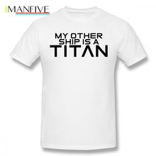 Eve Online T Shirt EVE TITAN Pilot T-Shirt Mens 6xl Tee Cotton Short-Sleeve Beach Printed Cute Tshirt