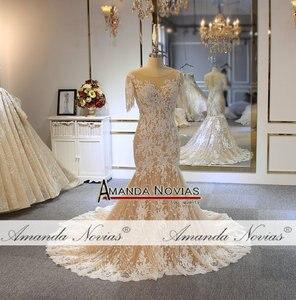 Image 5 - 2019 בת ים חתונת שמלת לקוחות להזמין צבע חוף סגנון כלה שמלה