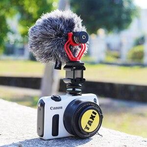 Image 4 - XILETU G3 קר נעל מצלמה הר מתאם להאריך יציאת עבור Canon Nikon Pentax DSLR מצלמות עבור מיקרופון מיקרופון LED וידאו למלא אור