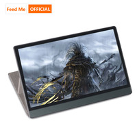 14.1inch Portable Monitor ultra slim IPS LCD display with HDMI Type C for Laptop PS4 Switch XBOX Samsung Note 10