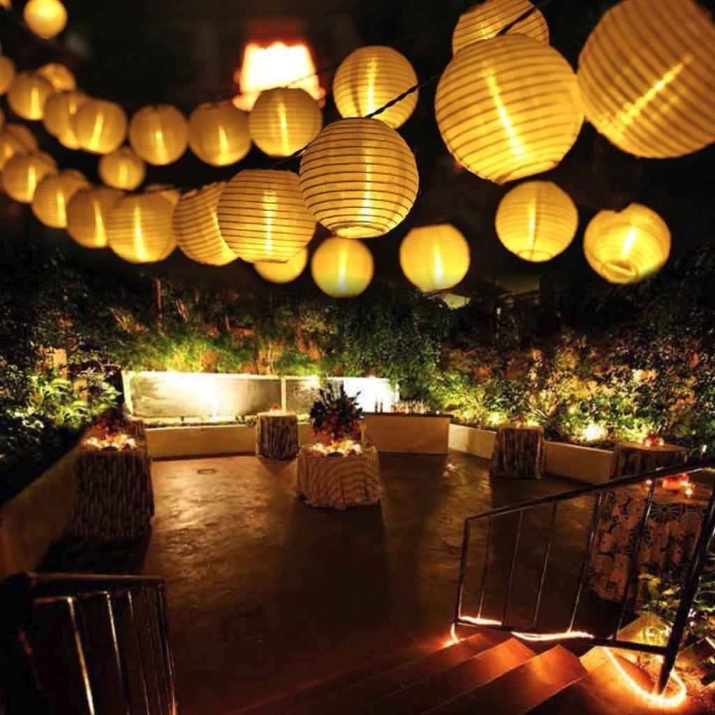 Led Diy Lantern Solar Outdoor Lighting