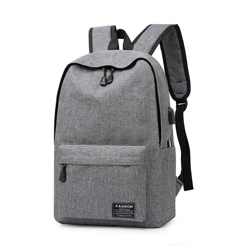 Новая оксфордская двойная сумка на плечо для студентов средней школы, Корейская версия, мужская сумка для компьютера, вместительный рюкзак