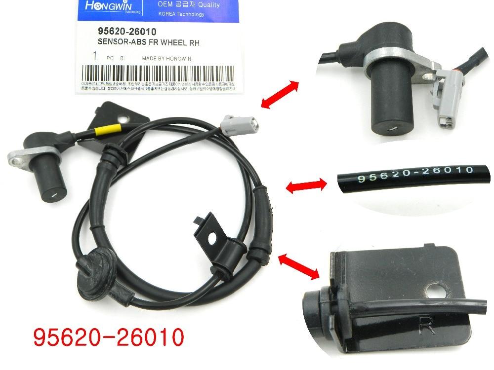 HYUNDAI ABS Front Wheel Speed Sensor