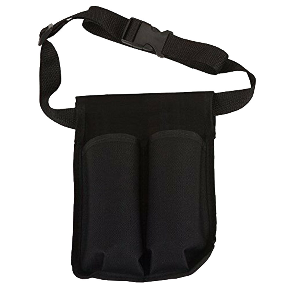 Dispenser Oxford Cloth Holder Soft Massage Bottle Holster Adjustable Double Waist Pack Heavy Duty Spa Accessories Essential Oil