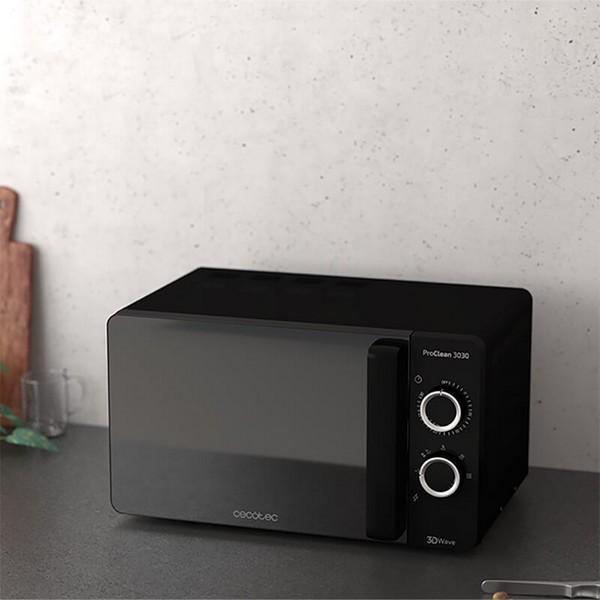 Microwave Cecotec ProClean 3030 20 L 700W Black