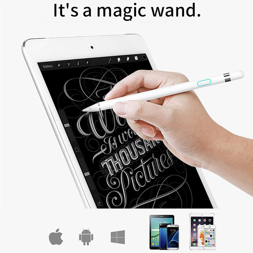Stylus Touch Pen For Lapiz Ipad Funda Apple Pencil Ipod Touch Screen Microsoft Tablet Phone Surface Accessories