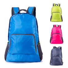 Backpack For Women Korean Version Of The Lightweight Folding Backpack Polyester Waterproof Outdoor  Travel Organizer Bag da1 22 korean version of the new folding backpack mountaineering backpack