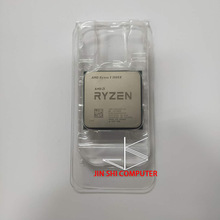 CPU Processor 3500x3.6-Ghz R5 Amd Ryzen AM4 Six-Core 7NM 65W L3--32m 100-000000158-Socket