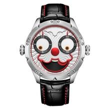 Top brand luxury automatic watch men mechanical diesel clock