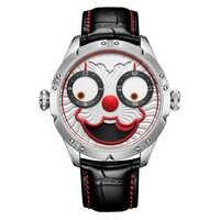 Top marque de luxe montre automatique hommes mécanique diesel horloge suisse hommes montres cher joker diver montre en cuir reloj mâle