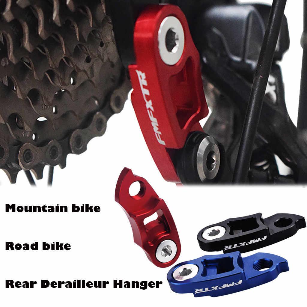 Adaptador Alargador De Bicicletas Tailhook Cambio Trasero Tailhook Exterior 3 Velocidad Modificado por La Cola De La Bicicleta Plegable De La Puntera Trasera De La Bicicleta Gancho Negro