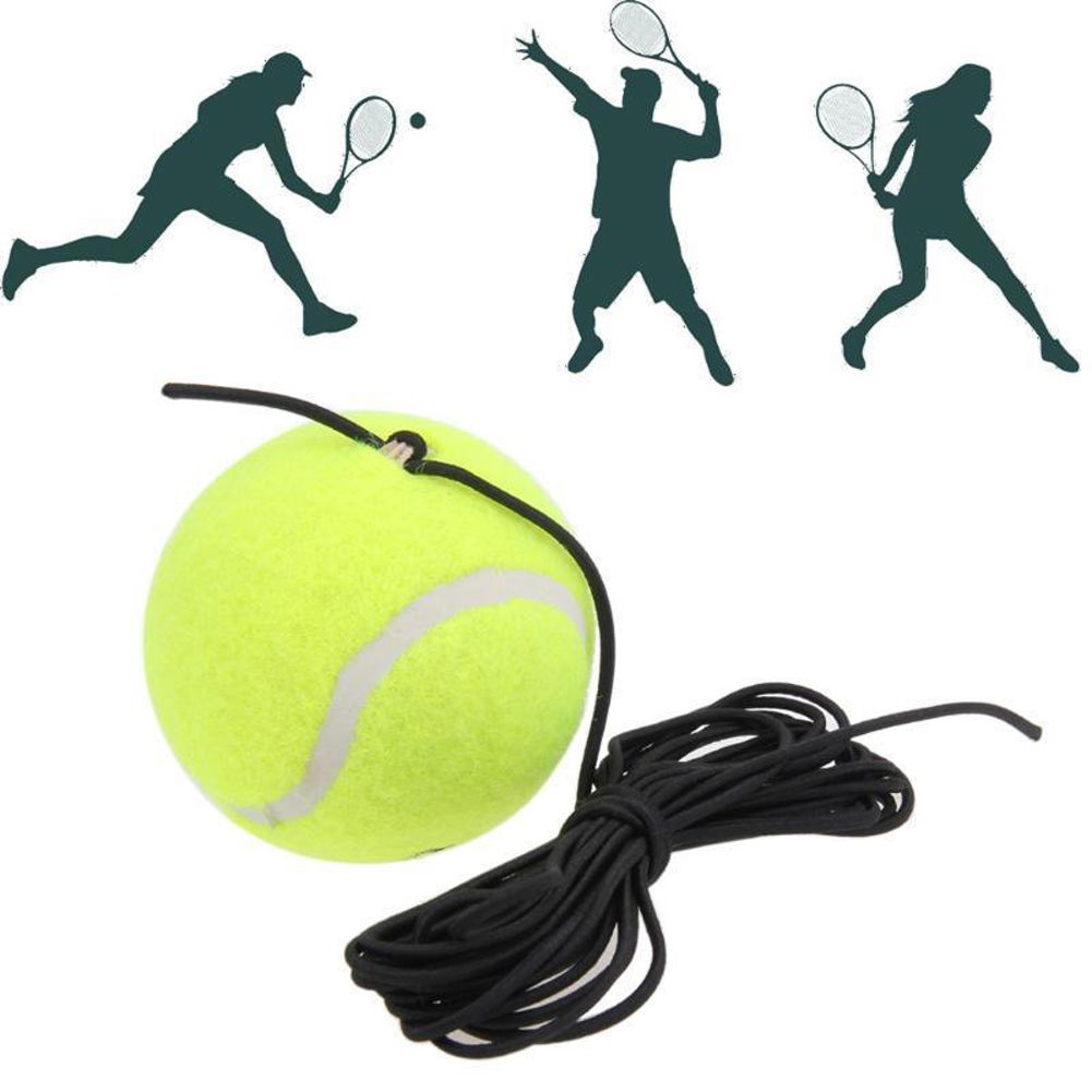 Tennis Heavy Duty Tennis Training Devices Exercise Tennis Ball Sport Self-Study Tennis Balls