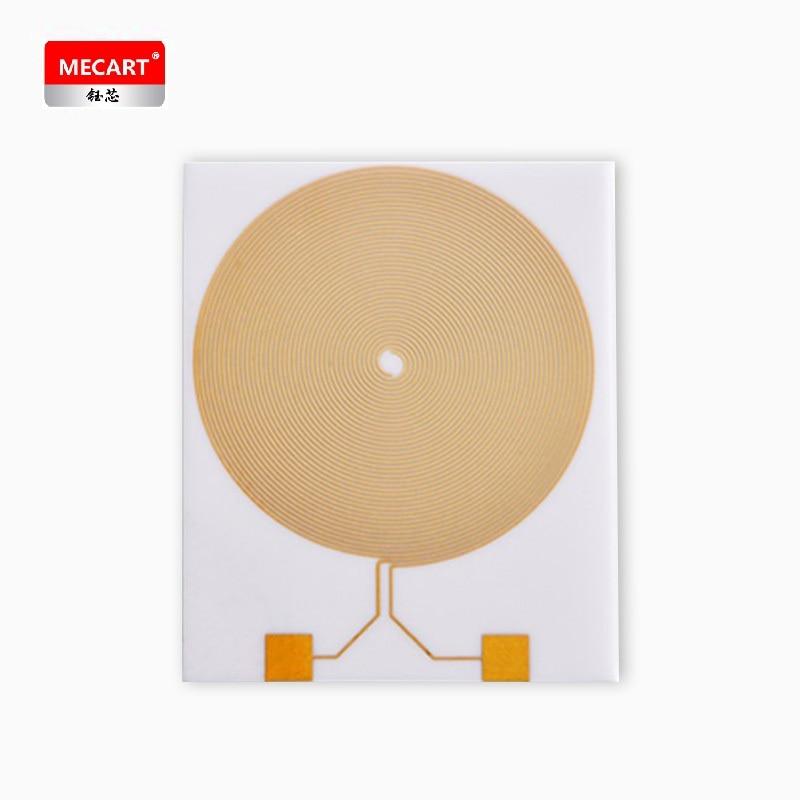 Ceramic Fork Finger Electrode Aluminum Oxide Film Circuit Planar Interdigital Array Microelectrode