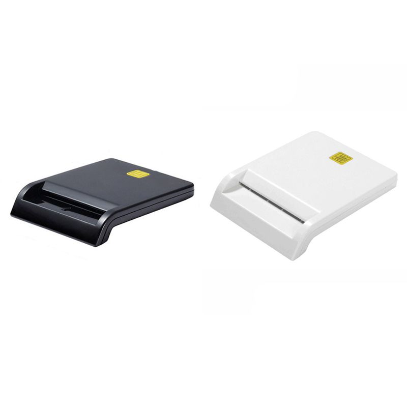 Sale Newest USB Smart Card Reader For Bank Card IC/ID EMV Card Reader High Quality For Windows 7 8 10 Linux OS USB-CCID
