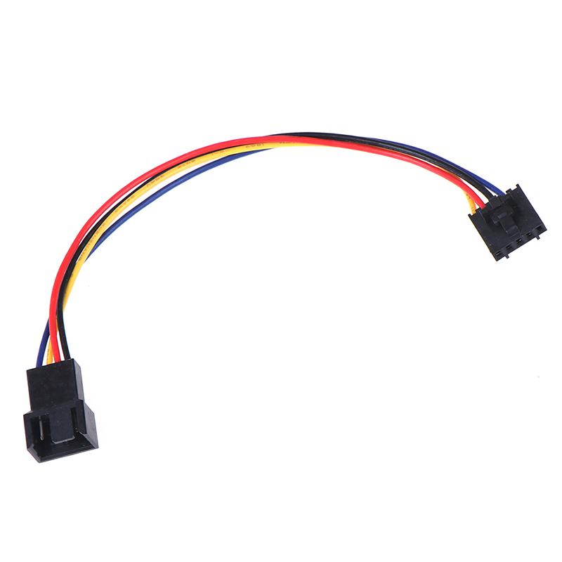 5Pin To 4Pin Fan Connector Adapter Converter Extension Cable Wire For Dell Styles PC Wire Laptop 1pc Computer Cable Connectors