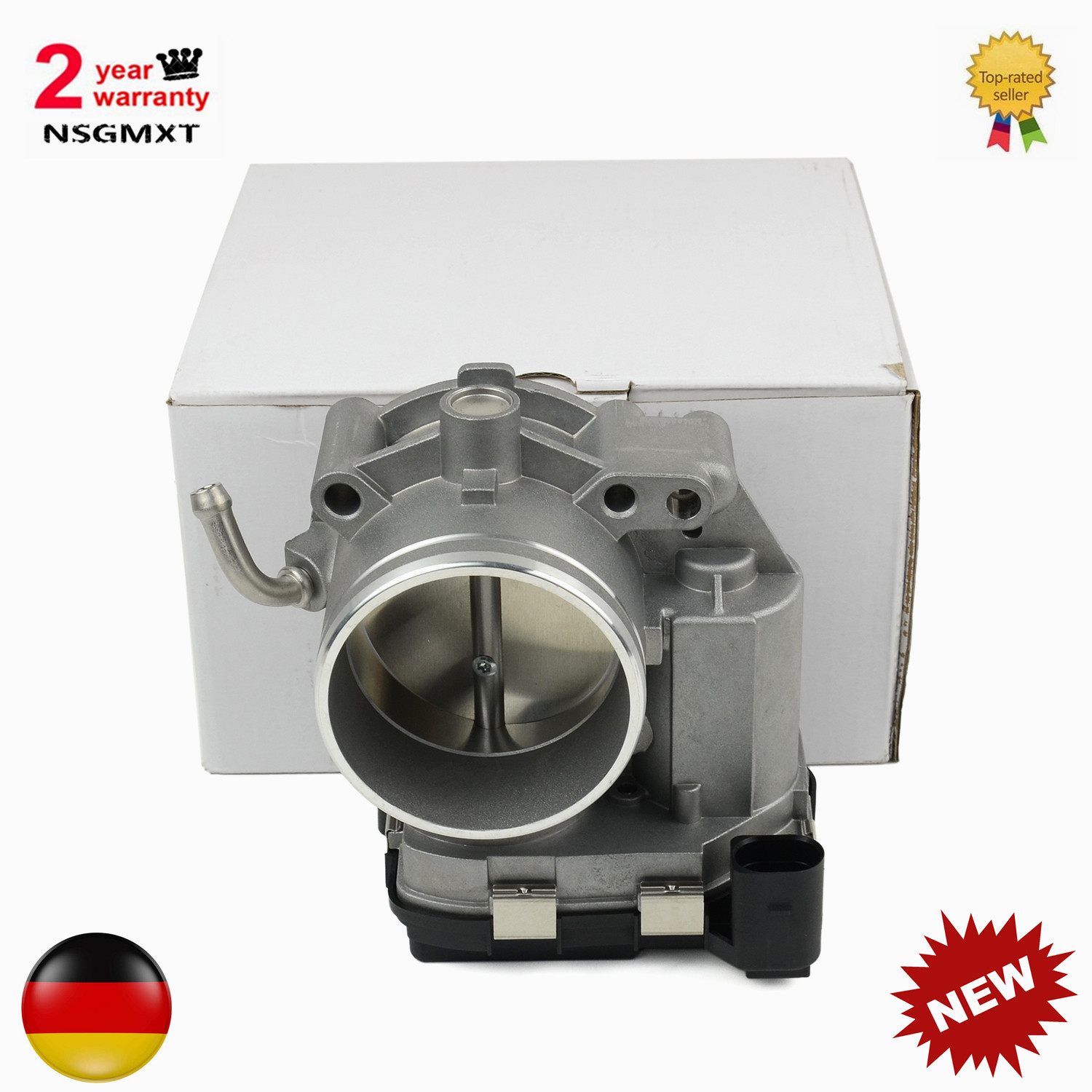 AP01 Brand New 07K133062A Throttle Body For VW Jetta Beetle Golf Passat 2.5L 2008-2014 07K 133 062 A
