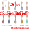 2pc Spoon mix