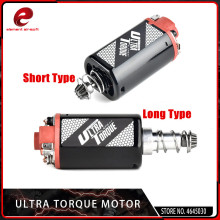 Element Ultra Torque Motor High Torque Type Strong Magnet for Airsoft M16/M4/MP5/G3/P90 Airsoft AEG Motor (LONG TYPE)