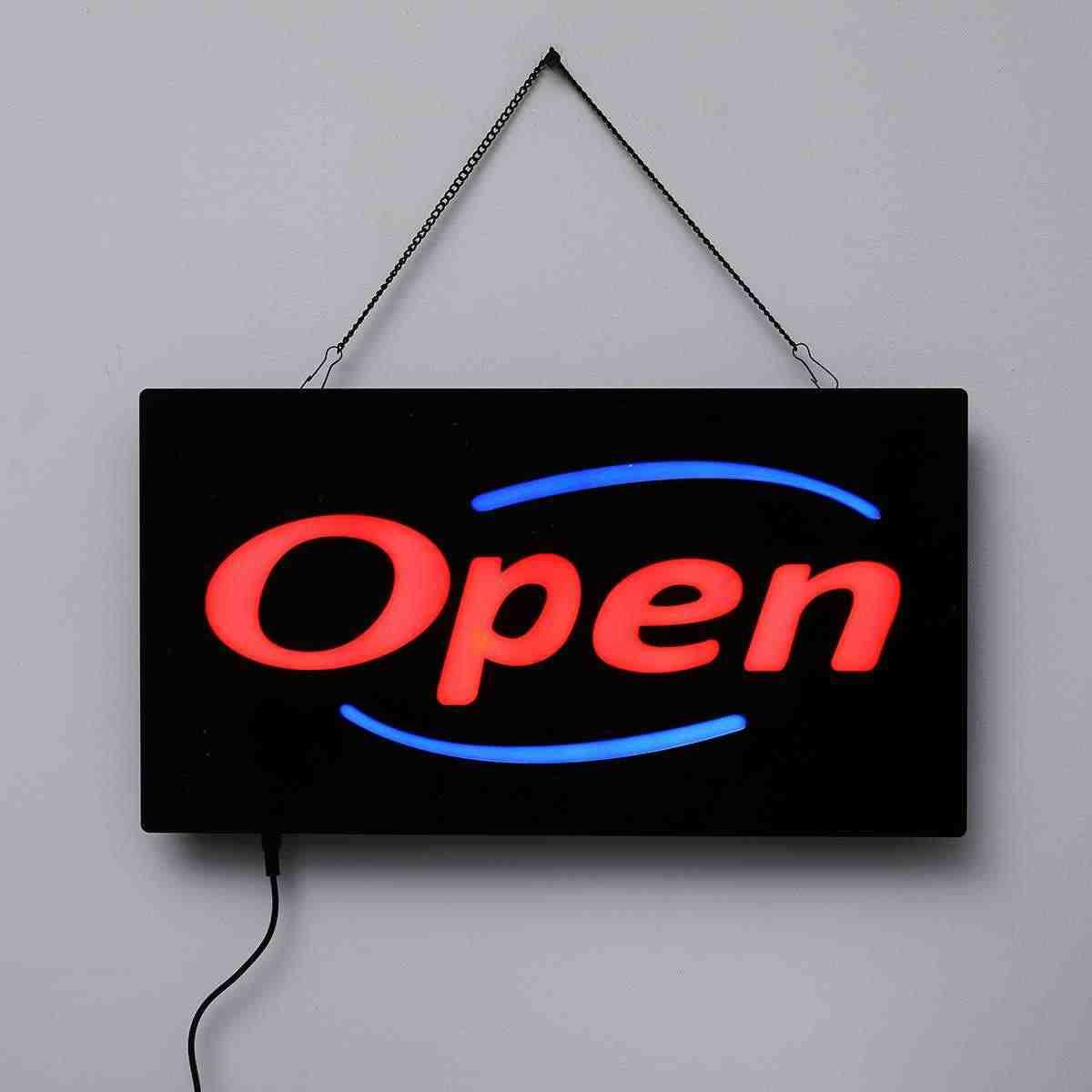 Reçine açık Neon tabela asılı LED ışık kurulu Bar Pub parti kapı ekran lambası dekor reklam ticari aydınlatma 110-240V