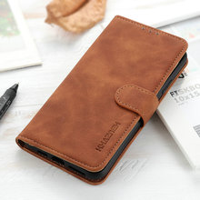 Retro Leather Phone Case for Nokia 6 2 Flip Case Nokia 7 2 Case Luxury Wallet Card Shell for Nokia 6 2 Case Nokia6 2 Nokia7 2 cheap Eseble Wallet Case Flip Case Retro PU Leather Wallet Smartphone Cover 360 Protect Armor Geometric Matte Plain Dirt-resistant