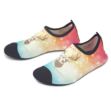 2019 Men Aqua Shoes Water Hiking Summer Beach Surfing Sea Sports Breathable Non-Slip Indoor Yoga Unisex Couple Footwear Hot Sale