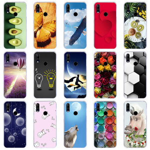 Lamocase Case For BQ Maigic 6040L Soft TPU Cover For BQ 6040L 6040 Phone Back Printed Cartoon Cover