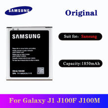 Оригинальный аккумулятор samsung j1 5 шт/лот 1850 мАч для galaxy