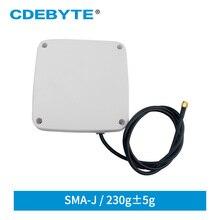 868MHz 915MHz Wifi Antenna Interfaccia SMA Maschio 6dBi Impermeabile Direzionale Esterno Antenna