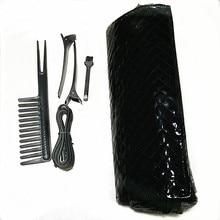 Transporte da gota usb de carregamento cabelo split trimmer máquina cortar cabelo corte divisão cortador de cabelo ferramenta beleza