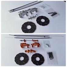 Площадь rc переднее колесо кабель тормозной системы провода тормоза fit 1/5 baja 5B HPI km Rovan