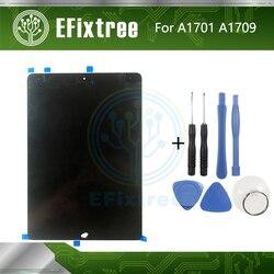 Оригинальный ЖК-дисплей в сборе для iPad Pro 10,5 A1709 A1701 ЖК-экран в сборе дисплей Сенсорная панель DisplaBlack белый EMC 3140 EMC 3141