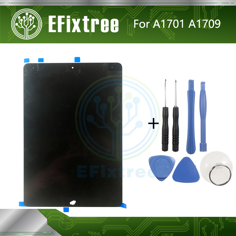 Original LCD Assembly For IPad Pro 10.5 A1709 A1701  LCD Assembly Screen Display Touch Panel DisplaBlack White EMC 3140 EMC 3141