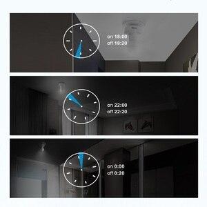 Image 3 - ITEAD SONOFF Slampher ضوء حامل e27 RF 433MHZ/WIFI/Ewelink التحكم عن بعد الذكية لمبة حامل مصباح جوجل أتمتة المنزل اليكسا