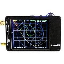 NanoVNA Vector Network Analyser Antenna Analyser Shortwave MF HF VHF UHF Genius