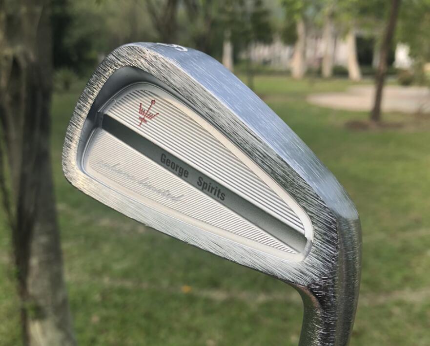 George Spirits Iron Set Golf Forged Irons Golf Clubs High Quality Golf Irons Head Set 4-9p Irons Clubs