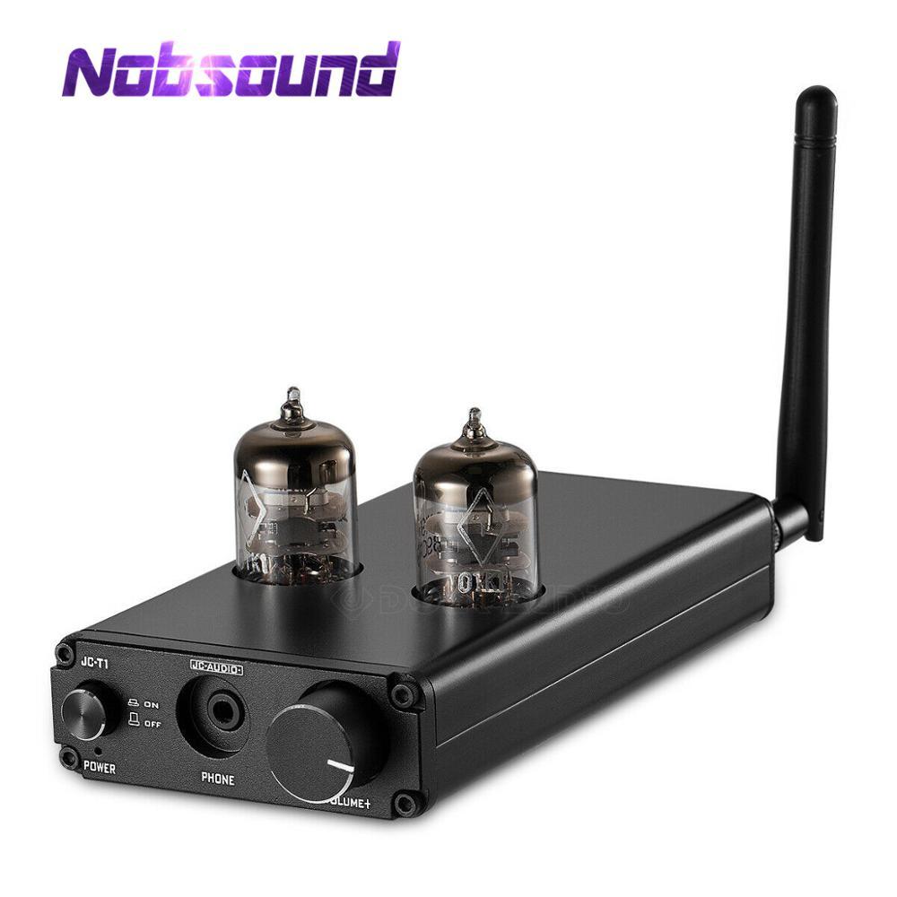 Nobsound Bluetooth 5.0 DAC décodeur Audio APTX Tube amplificateur casque récepteur stéréo