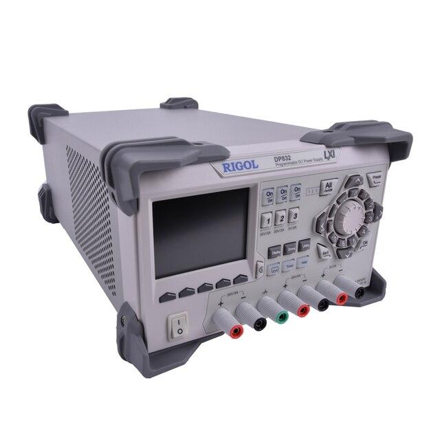 1PC Rigol DP832 alimentation cc linéaire Programmable 3 canaux