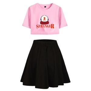 Image 4 - Strange Things T shirt, Cosplay T shirt, course à pied, Costume onze strange Things, robe de Sport