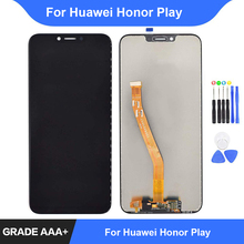For Huawei Honor Play LCD Display Touch Screen Digitizer Assembly Repair Parts for Huawei Honor Play Display COR-L29 Replacement high quality for huawei honor 5x 2gb ram lcd lcd display touch screen digitizer assembly smartphone replacement parts