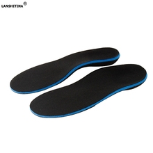 цены Memory Form Insoles Orthopedic Insoles Flat Foot Arch Support Insole Shoe Pad Inserts Accessoire Chaussure Inlegzolen Palmilha