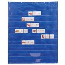 10 гигантский простой монтаж дома складной класс планировка Вставка карты карман диаграмма прозрачная Организация Обучающие ресурсы