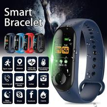2019 Newly Hot Sales Fashion Hot Smart Braclet 0.96in TFT Screen Heart Rate Sports Waterpro