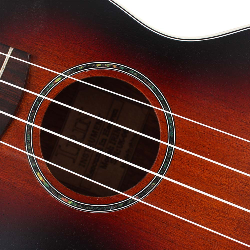 21 Укулеле укулеле ель тело палисандр гриф 4 струны струнный инструмент