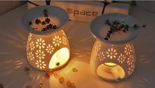 Керамическая ароматическая лампа горелка для эфирного масла
